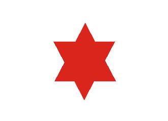 VIII Corps (Union Army) - Image: VII Icorpsbadge 1