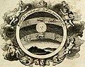 VIrtVosIVs pantheon, Deo and sanCtIs ereCtVM, id est, Sermones panegyrici de praecipuis sacrorum ordinum fundatoribus, patriarchis, aliisque terrarum patronis, ad normam and formam Psalmo-graphi, (14562385897).jpg