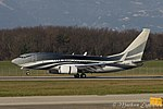 VP-CZW Boeing B737-7JW-W BBJ B737 - Wuleen Invetment Corp (1) (23936292143).jpg