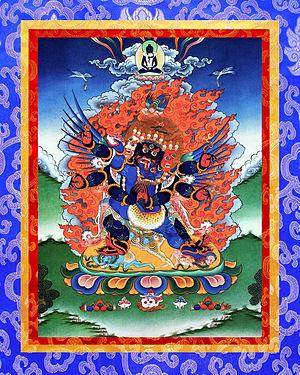 Kīla (Buddhism) - Vajrakilaya