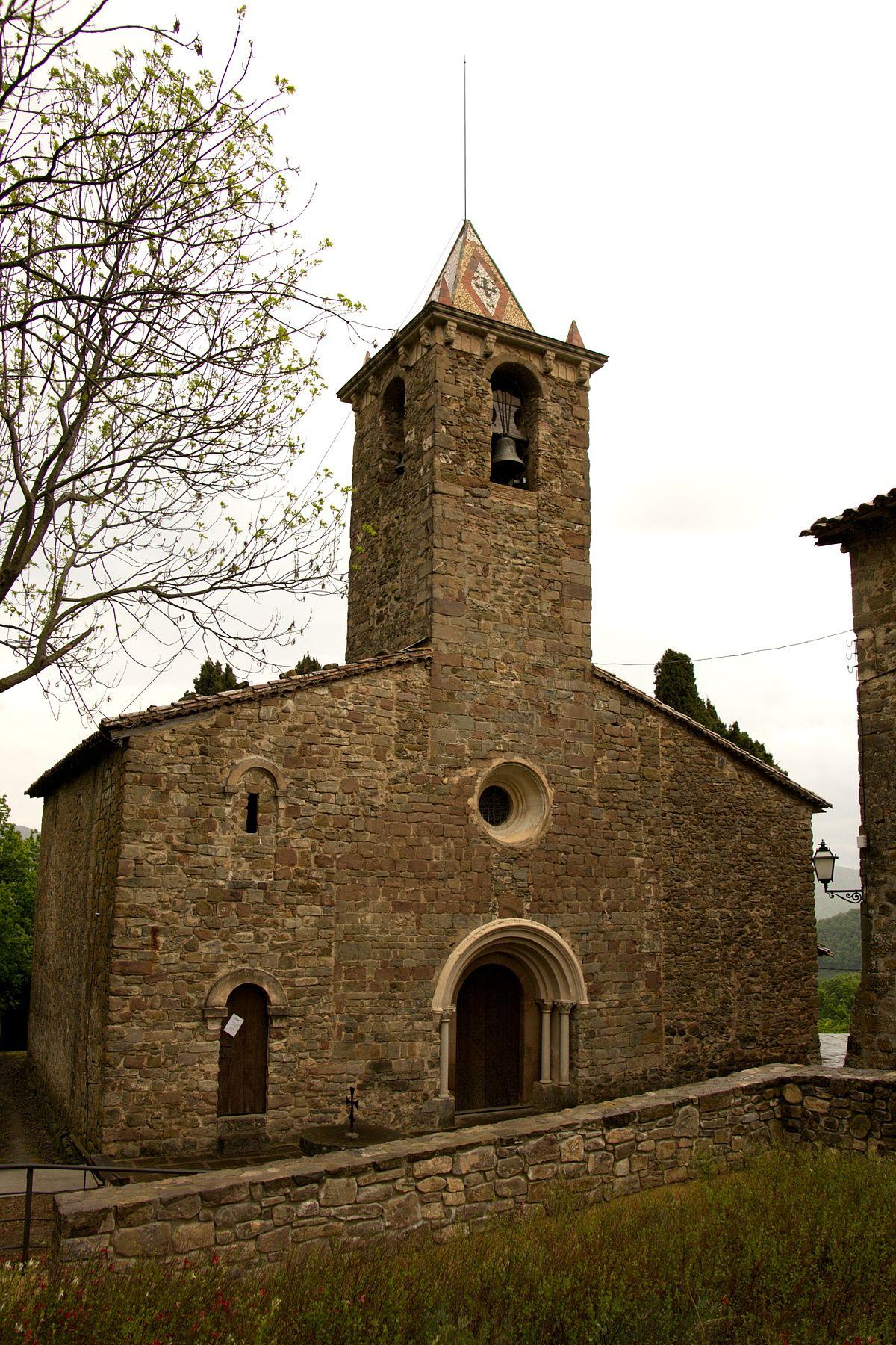 Sant rom de joanetes viquip dia l 39 enciclop dia lliure for Ca roma volta mantovana