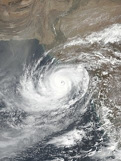 Cyclone Vayu North Indian cyclone in 2019