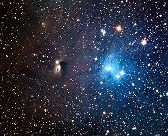 Reflection nebula - Reflection Nebula vdB1