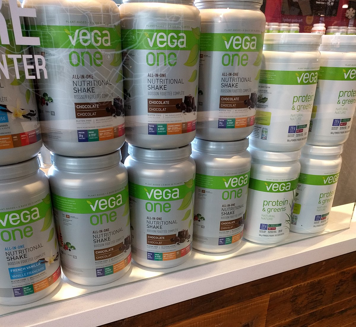 Whole Foods Vega One Sale