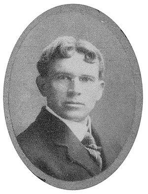 Vernon Louis Parrington - Parrington, c. 1909