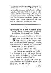 Verzeichniß der in dem Naylauer Berg-Amts-Revier Fürstenthums Bayreuth befindlichen Marmor-Stein-Brüche, S. 533-545