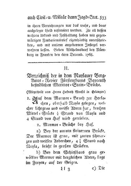 File:Verzeichniß der in dem Naylauer Berg-Amts-Revier Fürstenthums Bayreuth befindlichen Marmor-Stein-Brüche.pdf