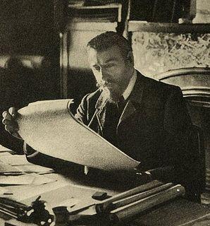 Victor Horta Belgian architect and designer