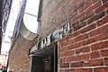 Victoria, BC - Fan Tan Alley - entrance from Fisgard 06 - kitchen door of Fan Tan Cafe (20498748316).jpg