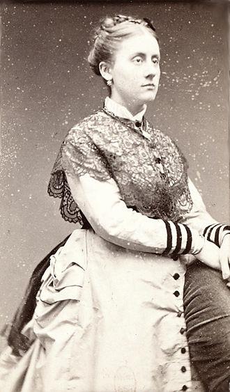 Victorine Meurent - Victorine Meurent, c. 1865, album of portraits belonging to Édouard Manet