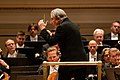 Vienna Philharmonic Orchestra, Carnegie Hall, conducted by Michael Tilson Thomas (46396170015).jpg