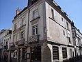 Vieux tours, 121 rue Colbert, 2 maisons à boutique 16èm, avec façade en Pierre 19èm.jpg