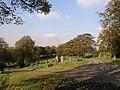 View from path in Blackburn Cemetery - geograph.org.uk - 2632851.jpg
