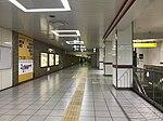 View in Hakata Station (Fukuoka Municipal Subway) 2.jpg