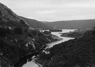 View of Elan Valley