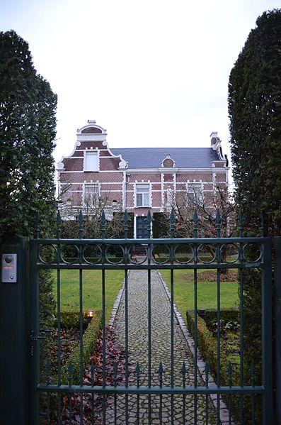 Villa, Brugstraat, Rijmenam