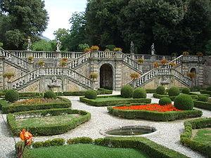 Grotto - Grotto entrance, Villa Torrigiani
