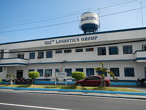 Villamor Air Base - 522nd Logistics Group Headquarters Building