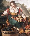 Vincenzo Campi - The Fruit Seller detail.jpg
