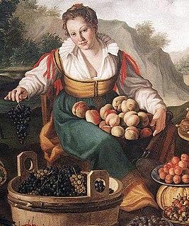 Vincenzo Campi 16th-century Italian painter