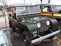 Vintage car at the Wirral Bus & Tram Show - DSC03365.JPG