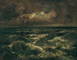 Stürmische See (Bewegte See)