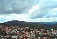 Vista parcial Bela Vista de Minas MG.JPG