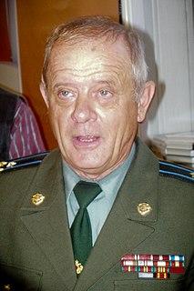 Vladimir Kvachkov Russian politician