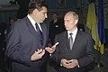 Vladimir Putin in Ukraine 23-24 August 2001-5.jpg