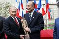 Vladimir Putin with Jacques Chirac-1.jpg