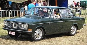 Volvo 140 Series - Image: Volvo 144 ca 1968 Schaffen Diest more cropped