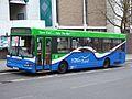 Volvo B6BLE bus in Castle Street, Oxford, England 02.jpg