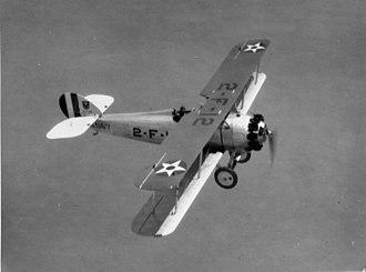 Vought FU - FU-1 of VF-2 in 1928