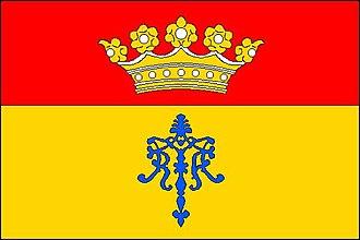 Vranov (Brno-Country District) - Image: Vranov (okres Brno venkov) vlajka