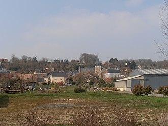 Mareil-sur-Loir - A general view of Mareil-sur-Loir