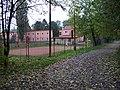 Vysočany, tenisové kurty u ulice Za Lidovým domem.jpg