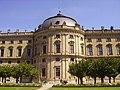 Würzburg Residenz Seitenansicht 1.JPG