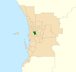 Electoral district of South Perth