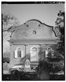 WEST (FRONT) ELEVATION - St. Stephen's Church (Episcopal), Saint Stephen, Berkeley County, SC HABS SC,8-SAST,1-6.tif