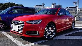Audi S4 - WikipediaWikipedia