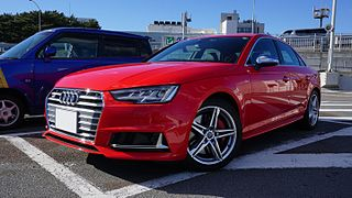 Audi S4 Motor vehicle
