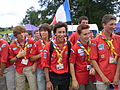 WSJ2007 French Scouts.JPG