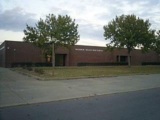 Woodrow Wilson High School (Portsmouth, Virginia) high school in Portsmouth, Virginia