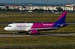 WZZ A320 HA-LYS 30jun15 LFBO-2.jpg