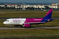 HA-LYS - A320 - Wizz Air