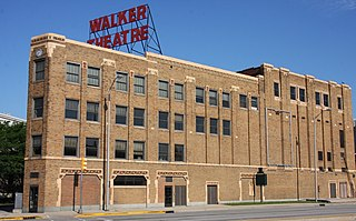 Madam Walker Legacy Center United States historic place