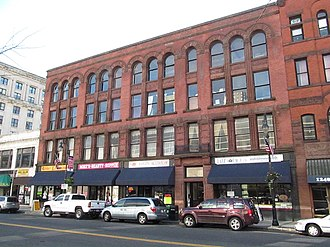 Walker Building (Springfield, Massachusetts) - Walker Building