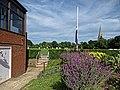 Walker Cricket Ground and garden, Southgate, London, England.jpg