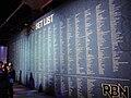 Wall of Rock Band songs (E3 2010).jpg