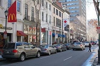 Walnut Street (Philadelphia) - Walnut Street in Philadelphia